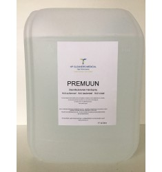 Premuun desinfecterende home & office 10 liter navul can